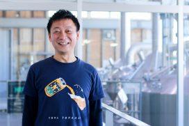 【雑誌】1月4日(月)発売 朝日新聞出版「AERA」で社長の井手が紹介されました